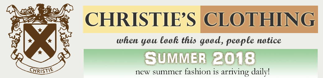 Christie's Clothing