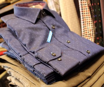 Men's clothing for Winter 2019 is here now at Christie's Clothing in downtown Collingwood