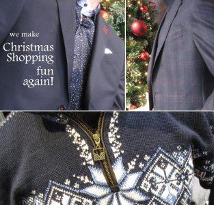 Christie's Clothing makes Christmas Shopping fun again!